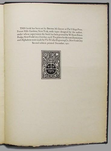 Frederic W Goudy - Alphabet - Fig10