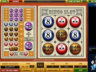 Bingo Slot 5 Lines slot game online review