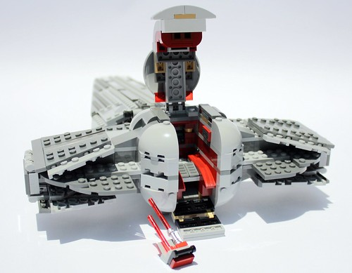 7961 Darth Maul's Sith Infiltrator review 5978289603_79dfecd74b