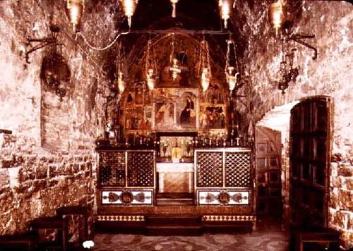 Interior de la Porciuncula