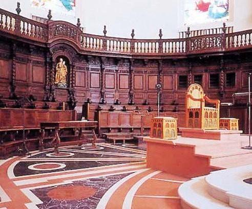 Coro de la Basilica