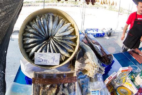 Tabal de sardinas arenques
