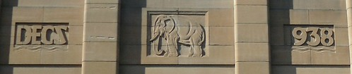 Dumbarton Co-operative Elephant