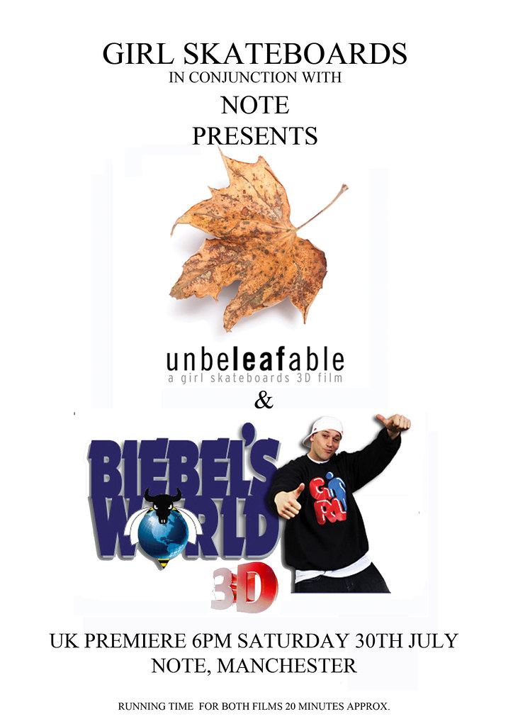 Unbeleafable 3D.