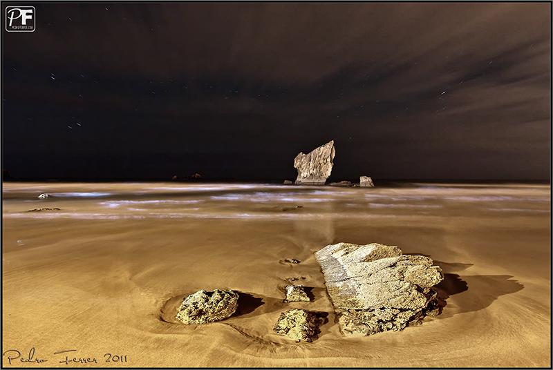 Playa de Aguilar - Cudillero - Asturias - La Roca