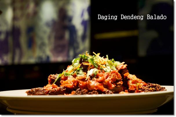 Daging Dendeng Balado