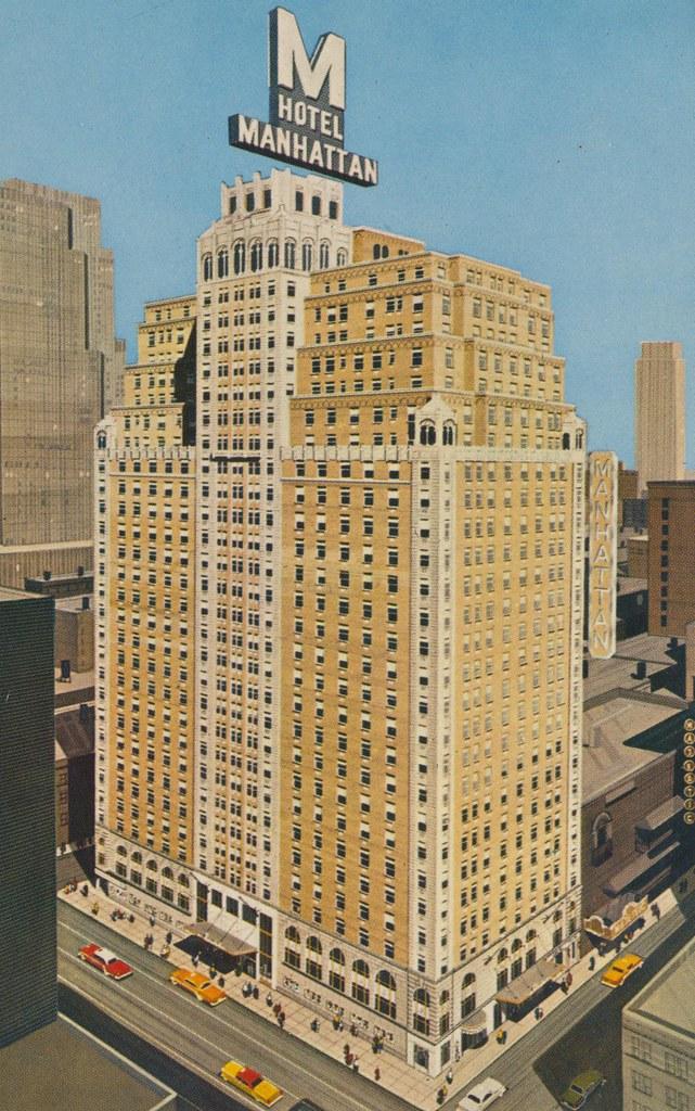 Hotel Manhattan - New York, New York