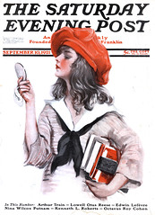 Saturday Evening Post: September 10, 192 by dok1, on Flickr
