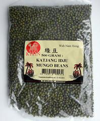 groene bonen (mungboontjes)