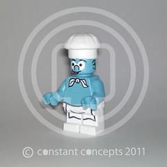 2011 Greedy Smurf #1 Constant Concepts (Constant Concepts) Tags: cinema comics movie comic lego cartoon plaster cast comicstrip minifig minifigs smurf custom smurfs gips minifigure smurfen 2011 minifigures peyo thesmurfs greedysmurf cooksmurf smulsmurf koksmurf