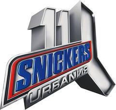 Snickers Urbania 2011