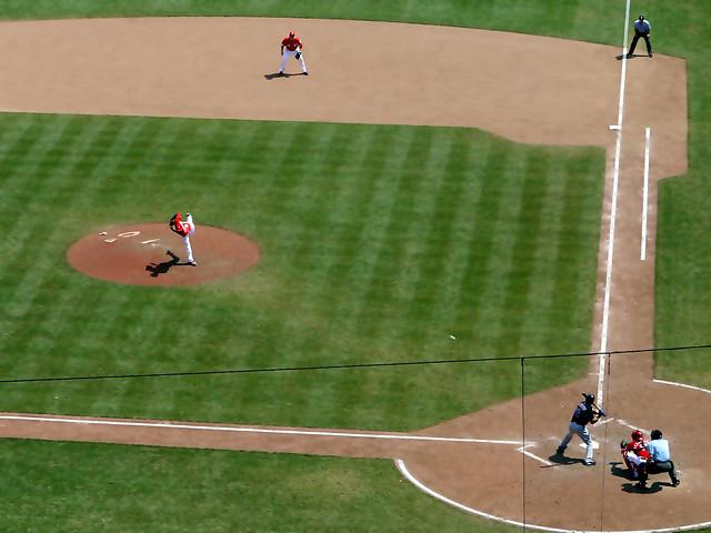 Reds vs Mets