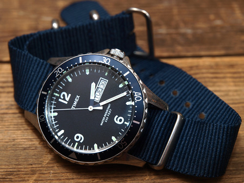 Timex for J.Crew / Andros Watch