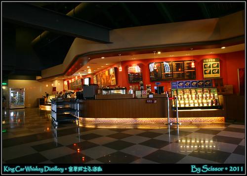 二樓伯朗咖啡館