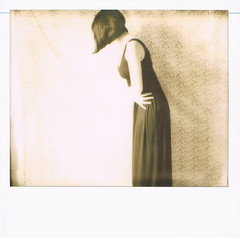 another one lost... (Urban Muser) Tags: bw selfportrait film me self polaroid sadness blackwhite october you frustration spectra bam selfie owp pleasebearwithme silvershade pz600 iamnewatthispolaroidthing filmishard