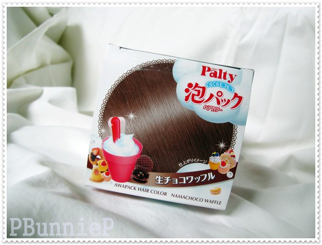 PALTY Bubble hairdye