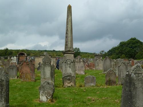 Ettleton Cemetery, Newcastleton