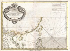 1771_Bonne_Map_of_Tonkin_(Vietnam)_China,_Formosa_(Taiwan)_and_Luzon_(Philippines)_-_Geographicus_-_Formosa
