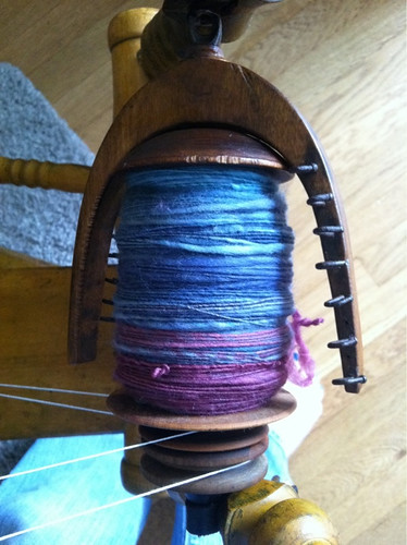 Targhee from Zarzuela's Fibers