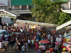 Congestion at New Market