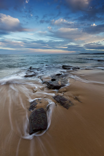 [Free Image] Nature / Landscape, Beach, Sea, Australia, 201108050700