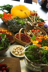 Cornucopia of delicious produce