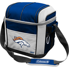 Denver Broncos Coleman 24 Pack/Can Cooler Bag