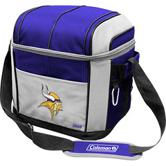 Minnesota Vikings Coleman 24 Pack/Can Cooler Bag