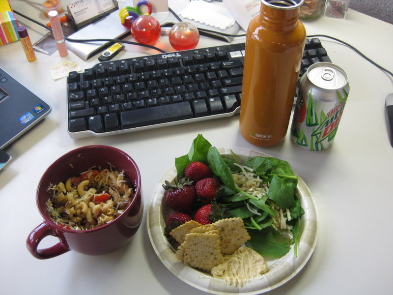 08-02-11 Lunch