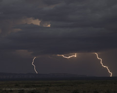 2011 Monsoons - Curtain call (Dave Arnold Photo) Tags: usa storm newmexico southwest us photo desert image picture pic images photograph monsoon thunderstorm lightning nm lightening thunder mesa elmalpais badweather monsoons severeweather rayos thunderandlightning elmalpaisnationalmonument davearnold newmex nmex davearnoldphotocom