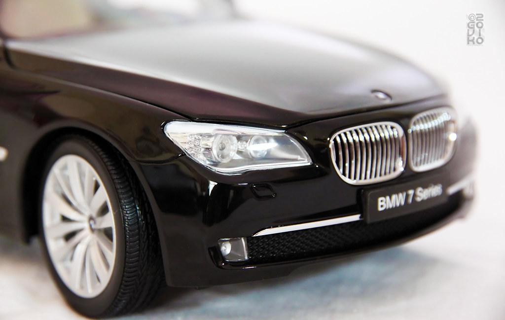 BMW 750Li Black Beauty