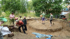 (London Permaculture) Tags: building london garden community mop permaculture crouchend ecobuild meadoworchardproject