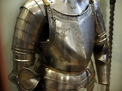 The Wallace Collection, London 43 (the justified sinner) Tags: london museum voigtlander weapon ironwork armour wallacecollection armoury f095 justifiedsinner