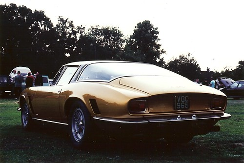 Iso Grifo by Vespamore !