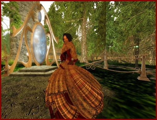 Arwen RP starter gown 1