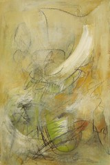Untitled-Low (K.B.RomanArt) Tags: abstract art mixedmedia abstractart paintings expressive crayon acrylics