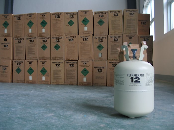 Climate Changing Refrigerants