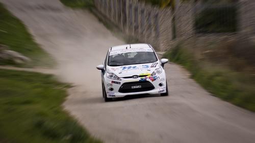 M. Allegretti e A. Ranfone | Ford Fiesta R2 | 25° Rally Proserpina 2010