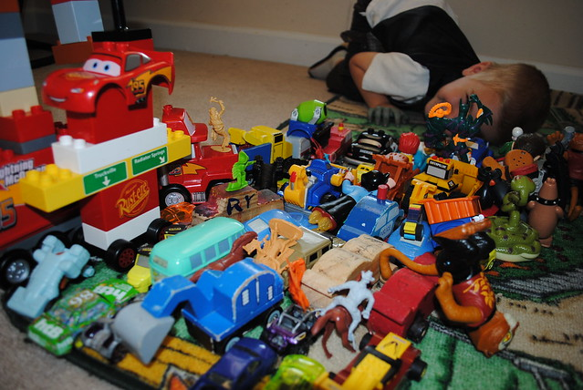 Rylan's cars