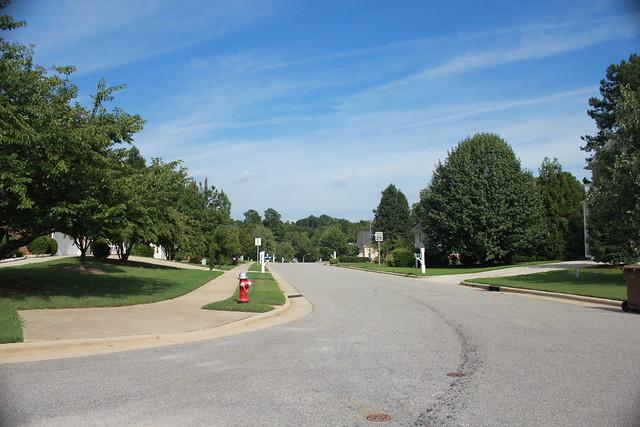 Evans Estates Cary NC