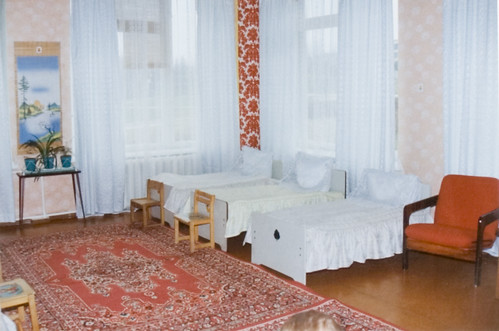 Khmelnitsky orphanage bedroom 1993