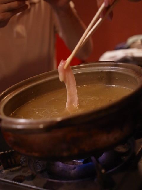 名古屋コーチンの水炊き