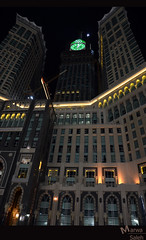(Marwa Alismail) Tags: clock royal fairmont makkah makka