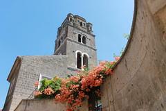 Campanile del Duomo di San Michele Arcangelo - Casertavecchia (Rafeos) Tags: canon eos campania antica campanile duomo fiori borgo medievale medioevo cattedrale caserta vecchia 1100d