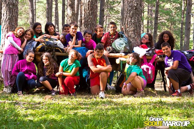 Campamento Bielsa 2011