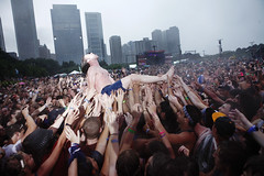 Cage the Elephant by Matt Ellis (LollapaloozaFest) Tags: lollapalooza lolla 2011 cagetheelephant lollapalooza2011