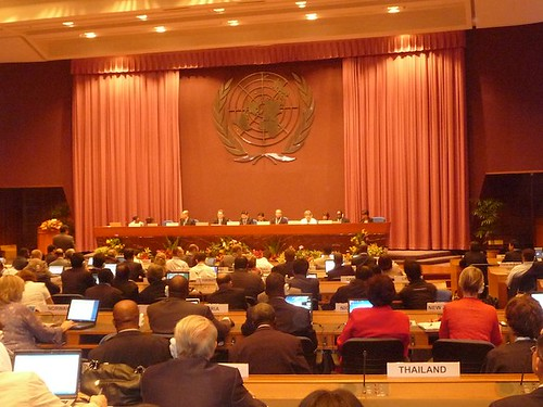 Meeting of the Parties to the Montreal Protocol, November 2010.