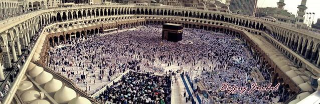 Makkah-Panorama