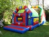 Circus Of Fun Assult Course by North West Bouncy Castles