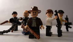 Zombie Team (~The Great Paul~) Tags: two brown black brick cool team call lego action zombie awesome duty rifle apocalypse tan off chain shotgun zombies ammo minigun lever survivors prototypes shotguns apoc blackops custon sawed hac 2011 sigfig brickarms trenchgun apocalyspse minifiguresarms